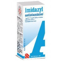 IMIDAZYL ANTISTAMINICO 1 MG/ML + 1 MG/ML COLLIRIO, SOLUZIONE -  1 MG/ML + 1 MG/ML COLLIRIO, SOLUZIONE 1 FLACONE 10 ML