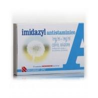 IMIDAZYL ANTISTAMINICO 1 MG/ML + 1 MG/ML COLLIRIO, SOLUZIONE -  1 MG/ML + 1 MG/ML COLLIRIO, SOLUZIONE 10 CONTENITORI MONODOS...