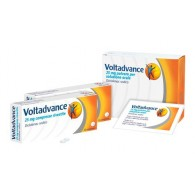 VOLTADVANCE -  25 MG COMPRESSE RIVESTITE CON FILM 20 COMPRESSE