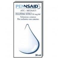 PENNSAID® - 1,5% FLACONE DA 30 ML DI SOLUZIONE DERMATOLOGICA