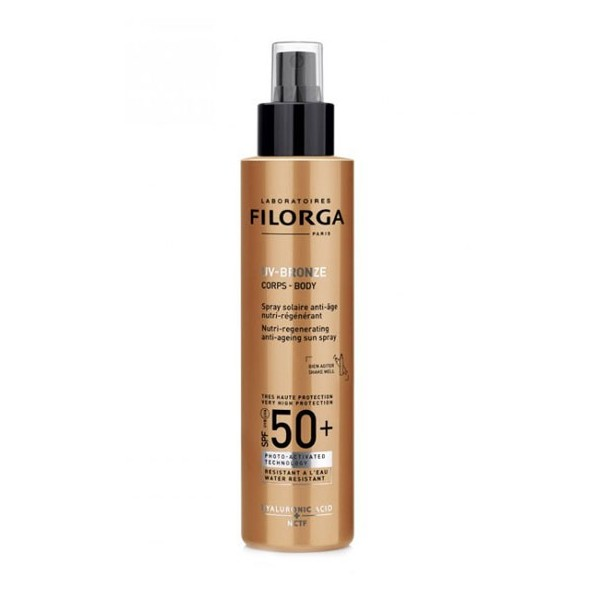 FILORGA UV BRONZE BODY 50+ 150 ML