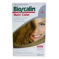 BIOSCALIN NUTRI COLOR 7 BIONDO SINCROB 124 ML