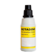 BETADINE -  10% SOLUZIONE CUTANEA FLACONE 125 ML