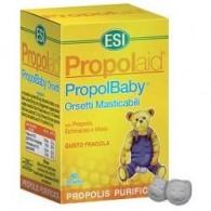 PROPOLAID PROPOLBABY ORSETTI 80 COMPRESSE MASTICABILI