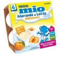 MIO MERENDA ALBICOCCA 4 X 100 G
