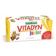 VITADYN JUNIOR 10 FLACONCINI 10 ML