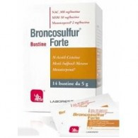 BRONCOSULFUR FORTE 14 BUSTINE