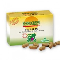 FERROGREEN PLUS 30 COMPRESSE