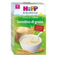 HIPP BIO HIPP BIO CREMA DI CEREALI SEMOLINOO DI GRANO 200 G