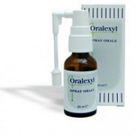 SPRAY ORALE ORALEXYL 20 ML