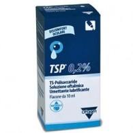 SOLUZIONE OFTALMICA TSP 0,2% TS POLISACCARIDE FLACONE 10 ML