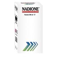 NADIONE SCIROPPO 200 ML