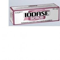 IODASE SCRUB CREMA 200 ML