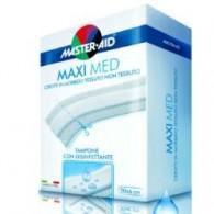 CEROTTO MASTER-AID MAXIMED STRISCE TAGLIATE 50X6
