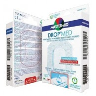 MEDICAZIONE COMPRESSA AUTOADESIVA DERMOATTIVA IPOALLERGENICA AERATA MASTER-AID DROP MED 7X5 5 PEZZI