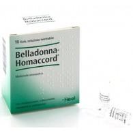HEEL BELLADONNA HOMACCORD 10 FIALE DA 1,1 ML L'UNA