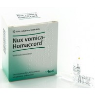 HEEL NUX VOMICA HOMACCORD 10 FIALE