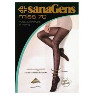 COLLANT 70 DENARI MISS NERO 1