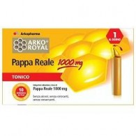 PAPPA REALE PACK 1000 MG 20 UNICA DOSE