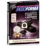 PESOFORMA BARRETTE CUORE MANDORLA 372 G
