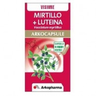 MIRTILLO + LUTEINA 45ARKOCAPSULE