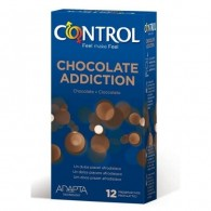 PROFILATTICO CONTROL CHOCOLATE ADDICTION 6 PEZZI