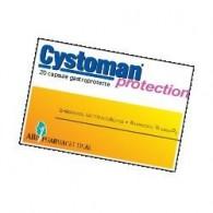 CYSTOMAN PROTECTION 20 CAPSULE