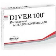 DIVER 100 15 COMPRESSE