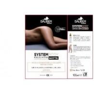 SYSTEM BODY PROGRAMMA ANTICELLULITE NOTTE COMPLETO L/XL NEUTRO
