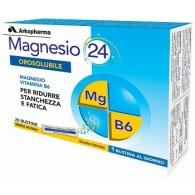 MAGNESIO OROSOLUBILE 20 BUSTINE