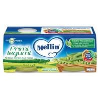 MELLIN OMOGENEIZZATO PRIMI LEGUMI 2 X 80 G