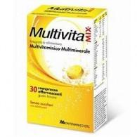 MULTIVITAMIX EFFERVESCENTE SENZA ZUCCHERO E SENZA GLUTINE 30CPR*
