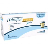 DICOFLOR COMPLEX JUNIOR 12 FLACONI DA 10 ML