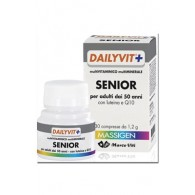 MASSIGEN DAILYVIT+ SENIOR 30 COMPRESSE