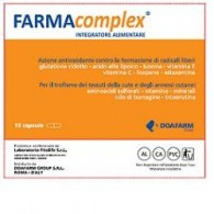 FARMACOMPLEX 15 CAPSULE
