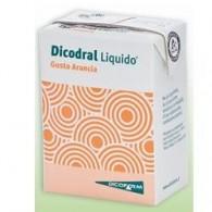 DICODRAL LIQUIDO ARANCIA 3 BRIK 200 ML