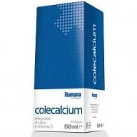 COLECALCIUM SCIROPPO FLACONE DA 150 ML CON CUCCHIAINO DOSATORE
