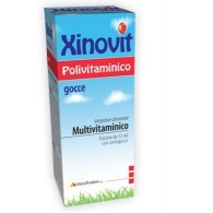 XINOVIT POLIVITAMINICO 12 ML