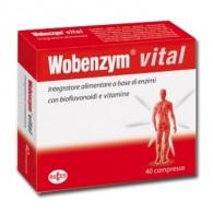 WOBENZYM VITAL 120 COMPRESSE 55,2 G