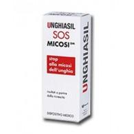 ANTIMICOTICO UNGHIASIL SOS MICOSI IN FLACONE DI VETRO 5 ML CON PENNELLO APPLICATORE + ASTUCCIO