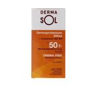 DERMASOL CREMA VISO PROTEZIONE ALTA 50 ML