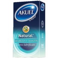 PROFILATTICO ANSELL AKUEL BY MANIX NATURAL B 6 PEZZI