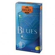 PROFILATTICO ANSELL BY MANIX BLUES B 6 PEZZI