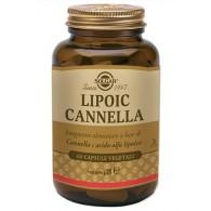 LIPOIC CANNELLA 60 CAPSULE VEGETALI FLACONE 28 G