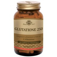 GLUTATIONE 250 30 CAPSULE VEGETALI