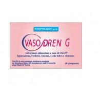 VASODREN G 40 COMPRESSE
