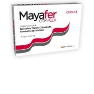 MAYAFER COMPLEX 20 CAPSULE BLISTER 10 G