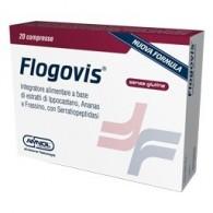 FLOGOVIS 20 COMPRESSE 800 MG