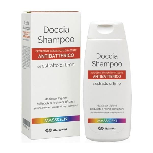 MASSIGEN DOCCIASHAMPOO ANTIBATTERICO 200 ML