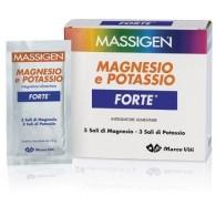 MASSIGEN MAGNESIO POTASSIO FORTE IN BUSTINA CON ASTUCCIO 24+6 BUSTINE